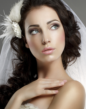 Maquillage mariage Luxe femmes
